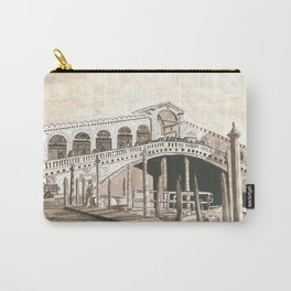Rialto bridge Carry-All Pouch