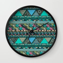 'Georganic no.7' Wall Clock