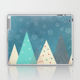 Xmas tree Laptop & iPad Skin