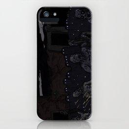 Husks iPhone Case