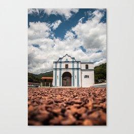Chuao - Venezuela 2017 Canvas Print