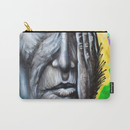 Graffiti See no Evil Carry-All Pouch