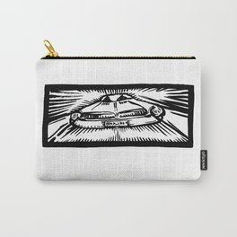 Auto comic Carry-All Pouch