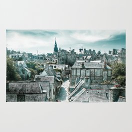 Dinan's Rooftops Rug