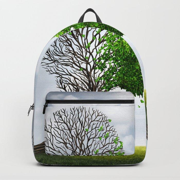 Life Kiss Backpack