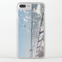 Tel Aviv Clear iPhone Case