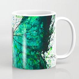 Night Garden Butterfly Coffee Mug