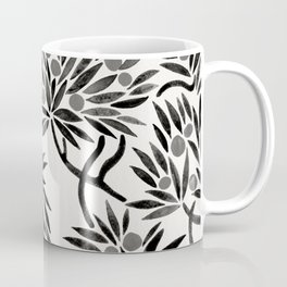 Bonsai Fruit Tree – Black Palette Coffee Mug
