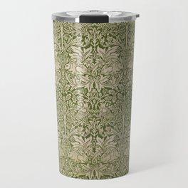 "William Morris ""Brer rabbit"" 4. Travel Mug"