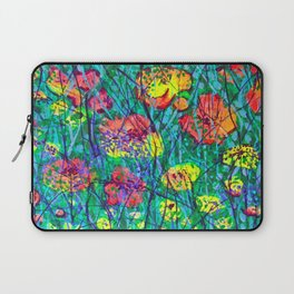 Hidden Flowers Laptop Sleeve