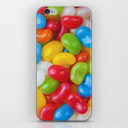 Yummy Colorful Candy Jelly Beans iPhone Skin