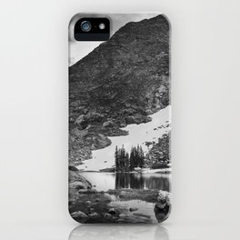 Diamond Lake Storm iPhone Case