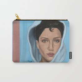 Hooded Queen Carry-All Pouch