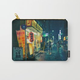 Tokyo night - Wandering Citizen Carry-All Pouch