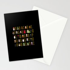 St_ar Wars Alphabet 3 Stationery Cards