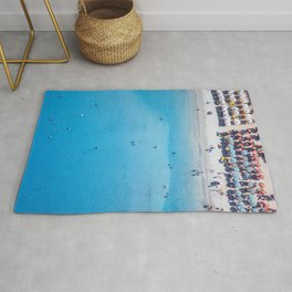 Blue Waters Beach Rug