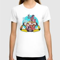 borderlands T-shirts featuring caravan fam by hydrae