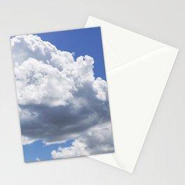 Cumulus Clouds 3 Stationery Cards