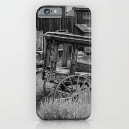 Old Virginia City Mining Town, Nevada iPhone Case