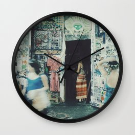 Berlin kunsthaus Tacheles Wall Clock