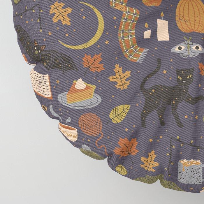 Autumn Nights Floor Pillow