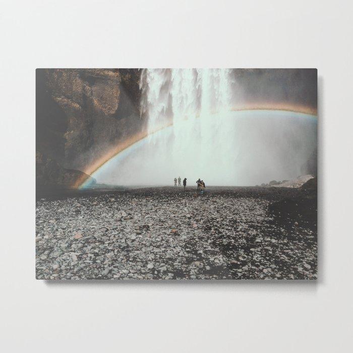 Iceland 16 Metal Print