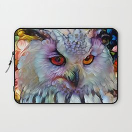 Ethereal Owl Laptop Sleeve