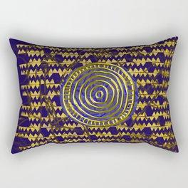 Ancestral Ornament 2B Rectangular Pillow