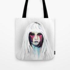 Meital Dohan Portrait Tote Bag