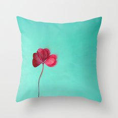 clover II Throw Pillow