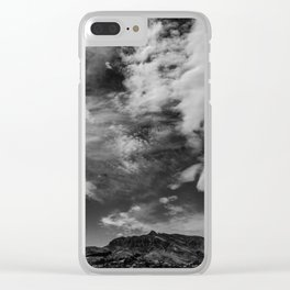 Port Hills Skies Clear iPhone Case