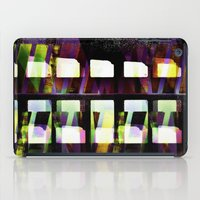 glass iPad Cases featuring Glass by Anna Brunk