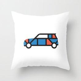 MINI way Throw Pillow