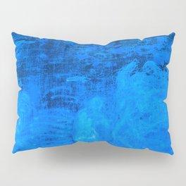 In liquid Indigo Pillow Sham