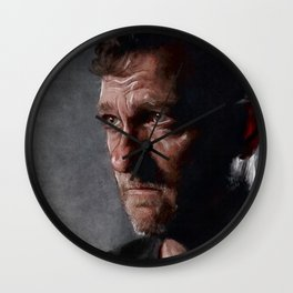 Richard From The Kingdom - The Walking Dead Wall Clock