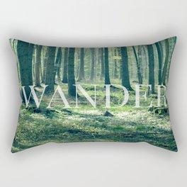 Wander Rectangular Pillow
