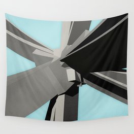 Abstract Rectangular Slabs Wall Tapestry