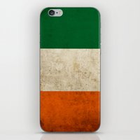 irish iPhone & iPod Skins featuring Irish by Jason Michael