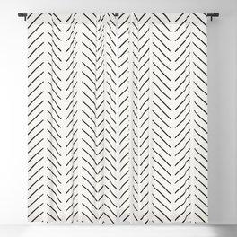 Arrow Tip Pattern Blackout Curtain