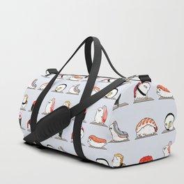 Sushi Yoga Duffle Bag