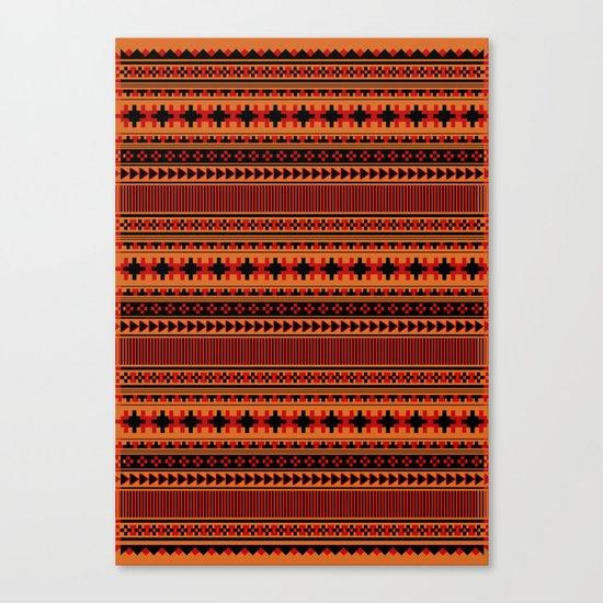 Navajo one Canvas Print