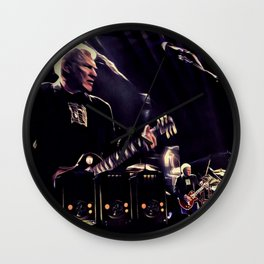 Rush - Snakes and Arrows Tour Wall Clock