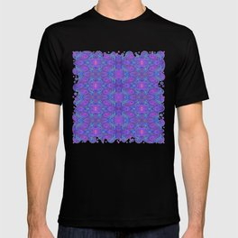 Subspace Currents Pattern T-shirt