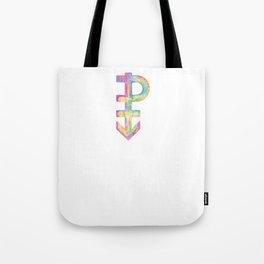 Pansexual Streetwear product Graffiti Hand Drawn Symbol Tote Bag