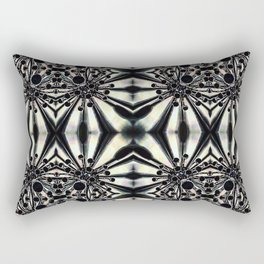 Hallway Light Fixture Rectangular Pillow