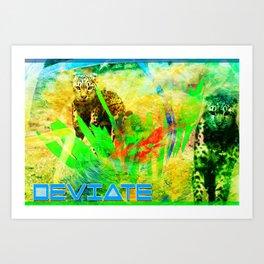 Manik Vibes Art Print