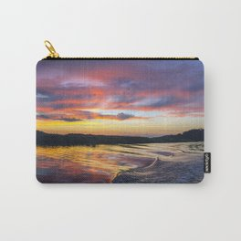 Sunset on the Warwick River Carry-All Pouch