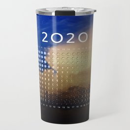 Moon calendar 2020 #3 Travel Mug