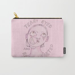 Teary eyed and rebel hearted Carry-All Pouch