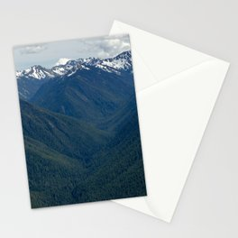 Hurricane Ridge Stationery Cards